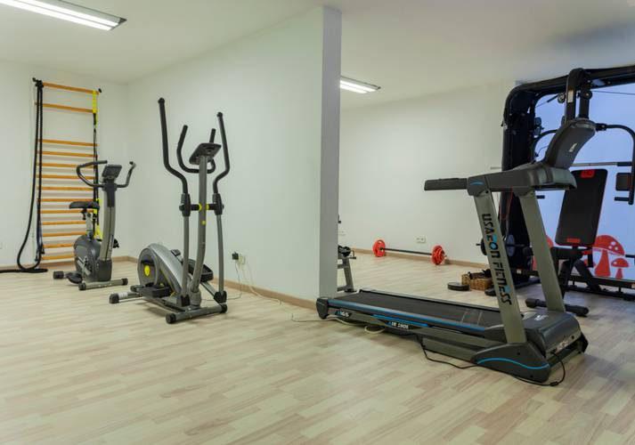 Gym es bauló petit hotel can picafort